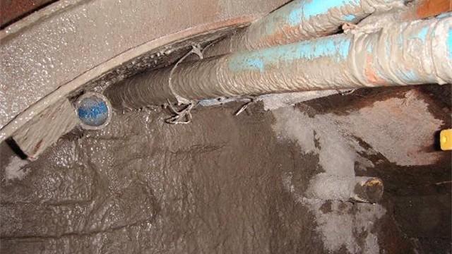 Cellular Concrete Mix Design : Stockade basin photos foam generator cellular concrete